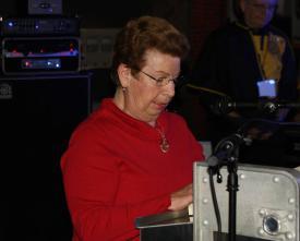 Frederick County Ladies Auxiliary Chaplain Janie Zalborczyk