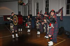 Montgomery County, MD Emerald Society Pipes & Drums